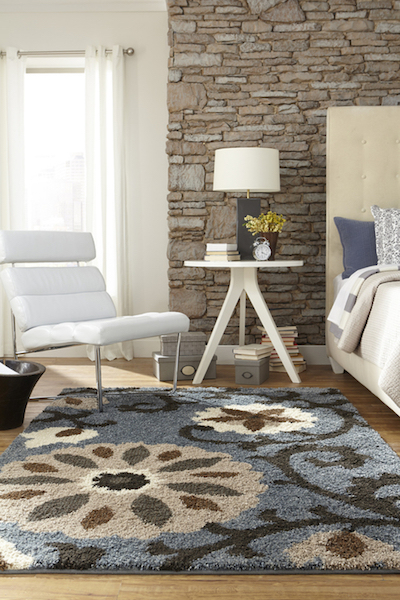 Sometimes Your Living Spaces Just Needs U2026 Something! Well There Is A  Solution For That U201csomethingu201d, And It Could Be A Simple Yet Beautiful Area  Rug.