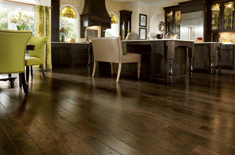 flooring inch hickory mcgregor sq home rustic case w power engineered dekor en floor hardwood p ft